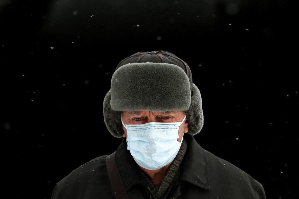 俄罗斯27日通报17,741例新冠确诊