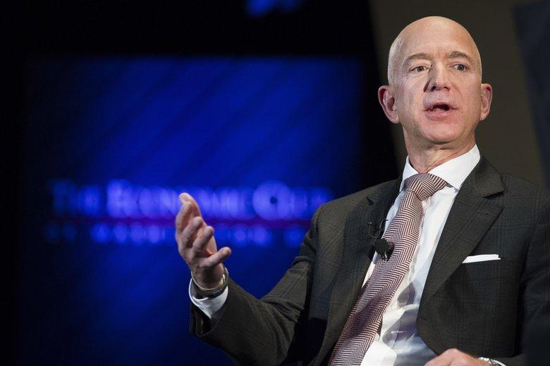 贝佐斯卸任亚马逊CEO转任董事会执行主席
