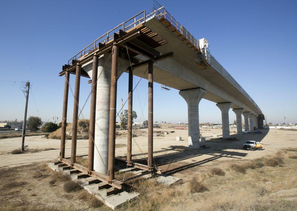 加州高铁局再次延期中央山谷地区的轻轨建设