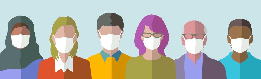 CDC最新口罩指南!这样戴口罩可以阻止超过92%的潜在传染性新冠病毒颗粒