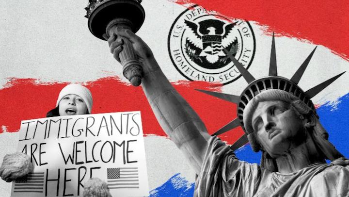 白宫正式宣布新移民法案 在美8年将可获得公民身份