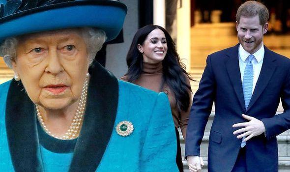 哈利王子与妻子梅根回复英女王不会恢复王室成员身份