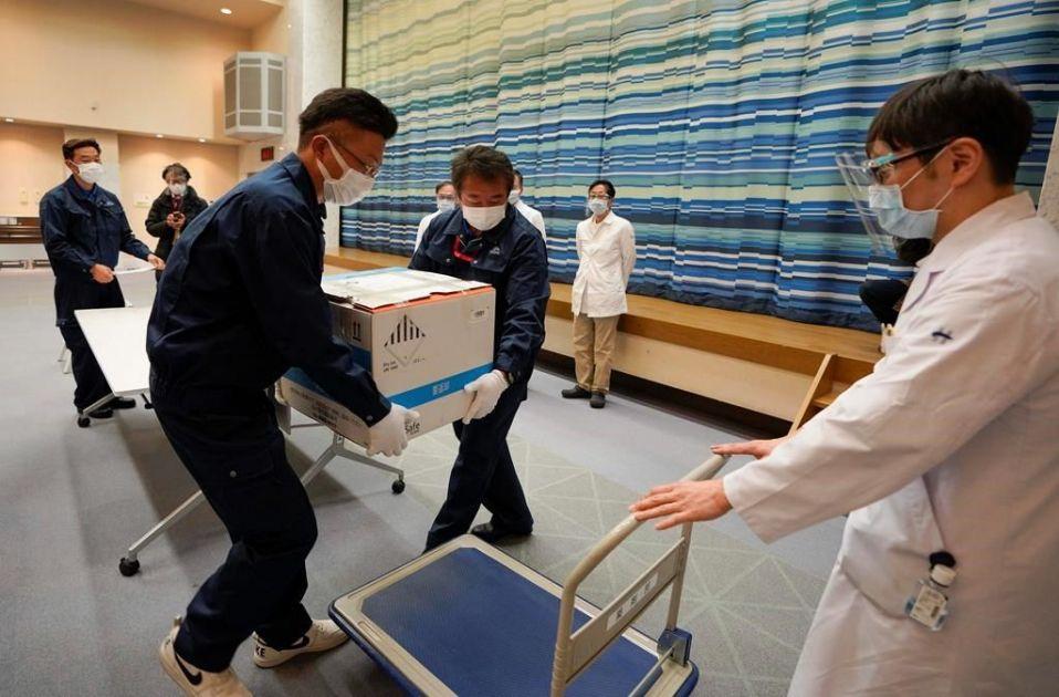 欧盟将配送第二批23万人份新冠疫苗至日本