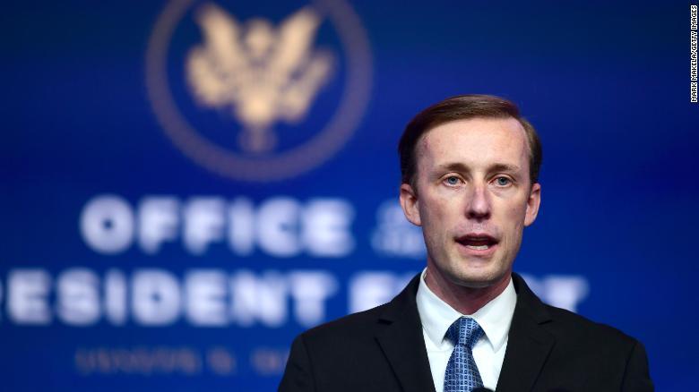 国家安全顾问:白宫已就美国人质与伊朗进行沟通