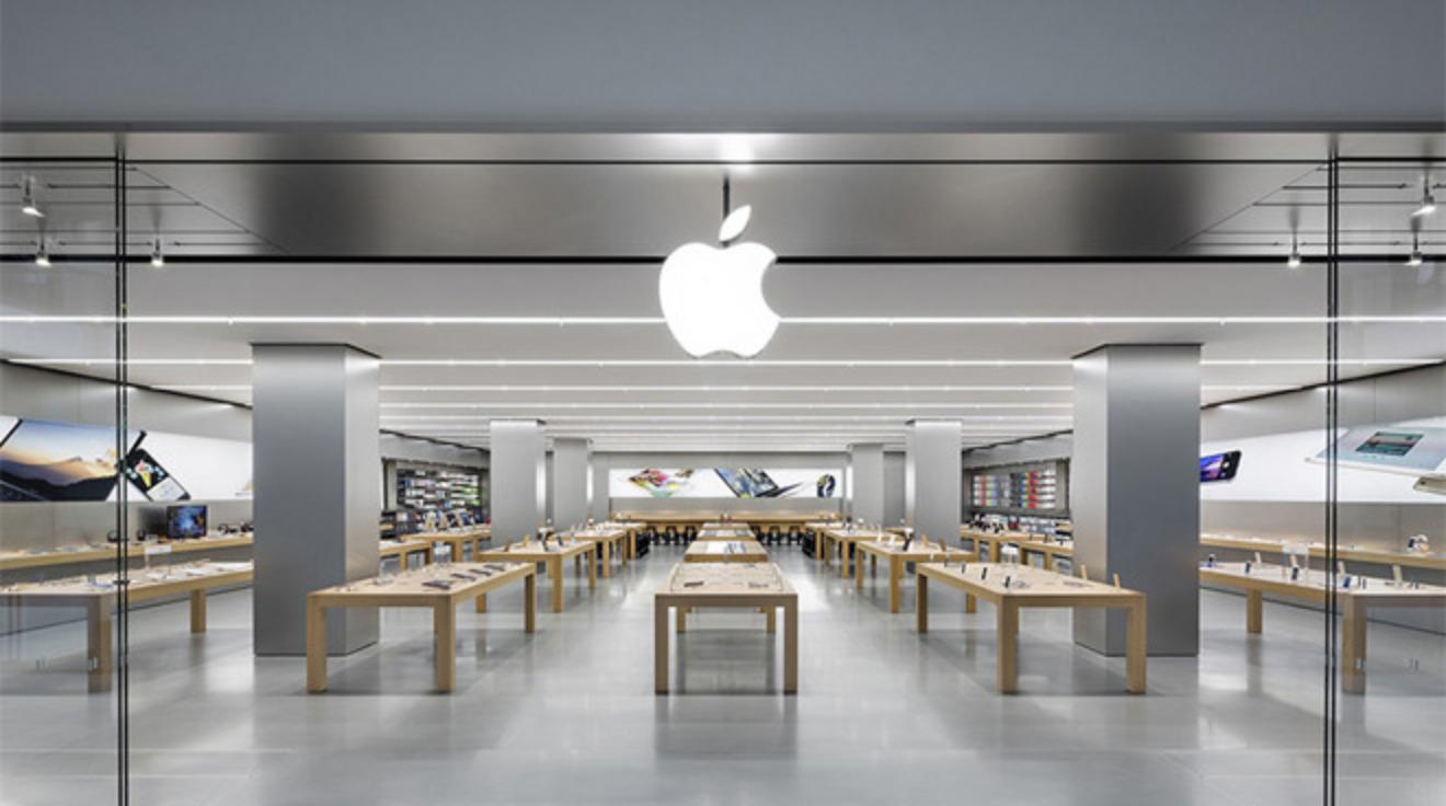 苹果公司美国270家门店已全面开放