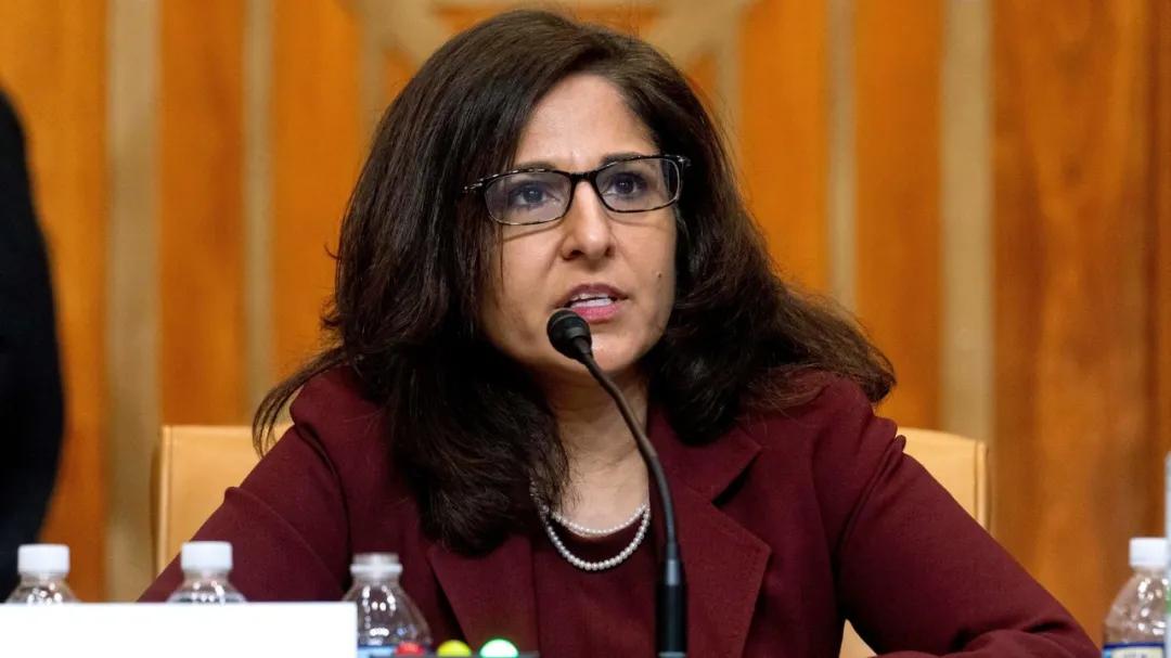 尼拉·坦登退出管理和预算办公室部长提名