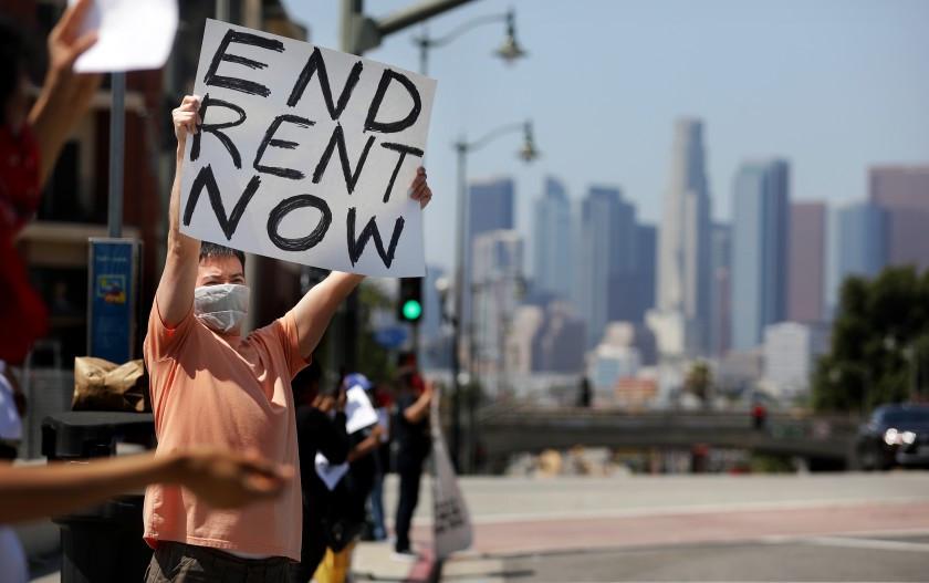 洛杉矶市议会周二通过租户援助计划第二轮拨款