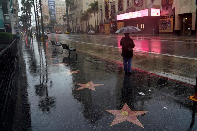 南加州地区周三迎来降雨,未来几天气温有所下降