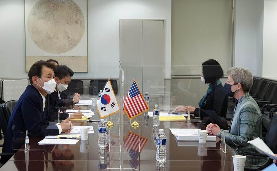 美韩就最新防卫费分担达成原则性协议