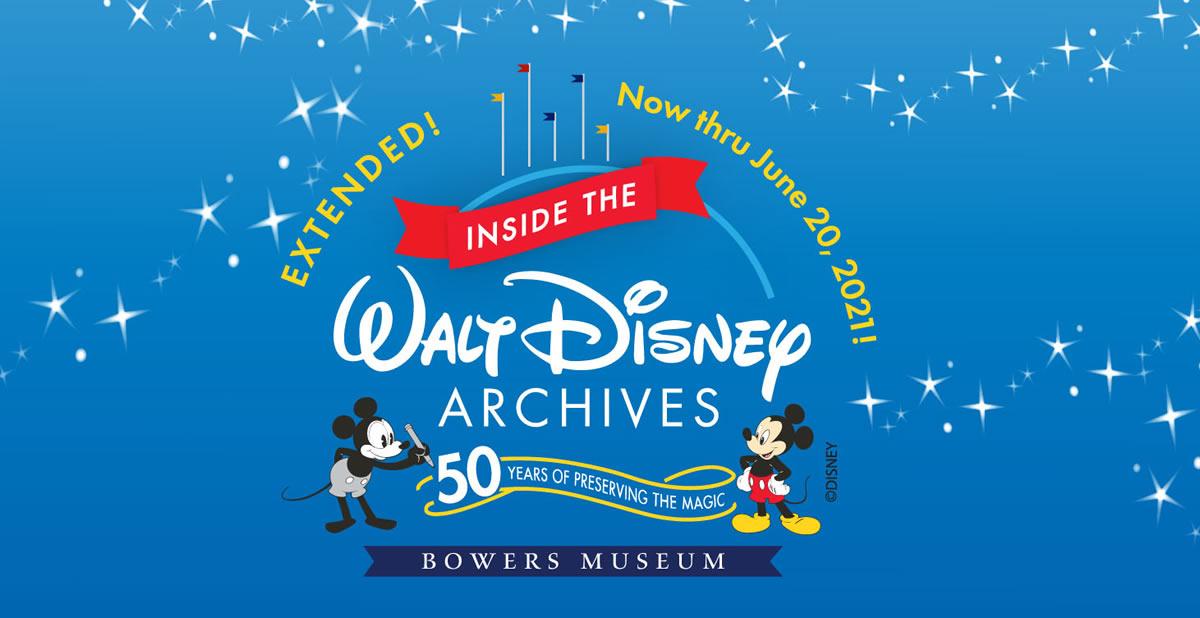 好消息!宝尔博物馆开馆了…等待已久的大型迪士尼特展将延期至6月20日!