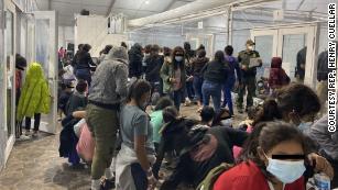 近千名儿童被关押在边境收容所超过10天 关押人数与日俱增!