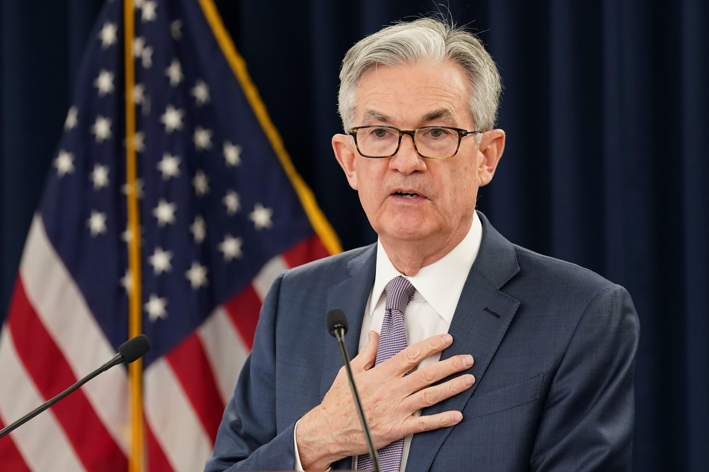 美联储主席鲍威尔:大规模振兴方案造成今年通货膨胀攀升