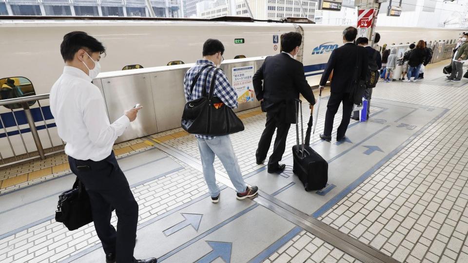 日本32个县联名请求政府重启县内旅行