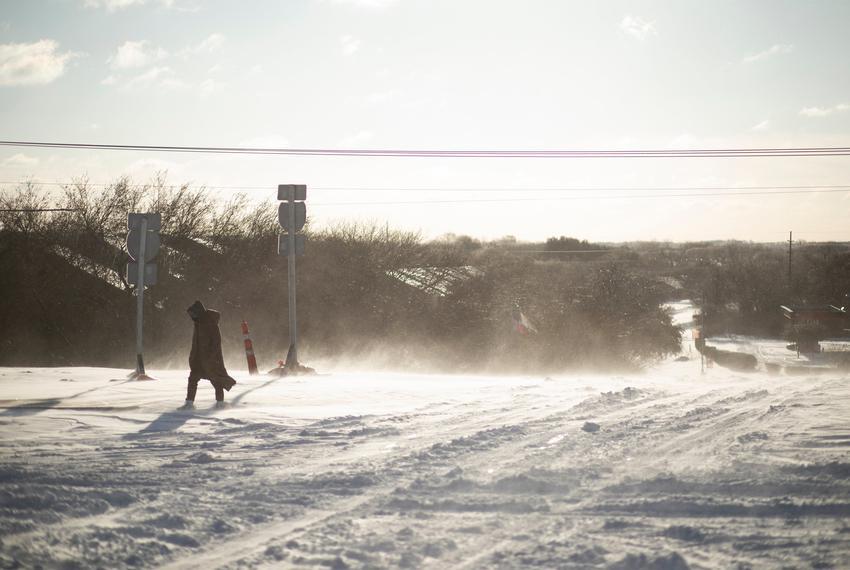 得州2月份暴雪造成至少11人死亡