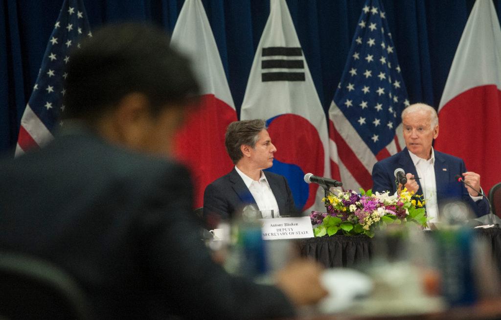 拜登:如果朝鲜选择将矛盾升级,美国将做出回应