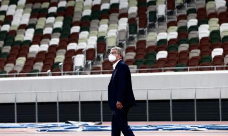 东京奥运决定将不接纳外国人入境观看比赛