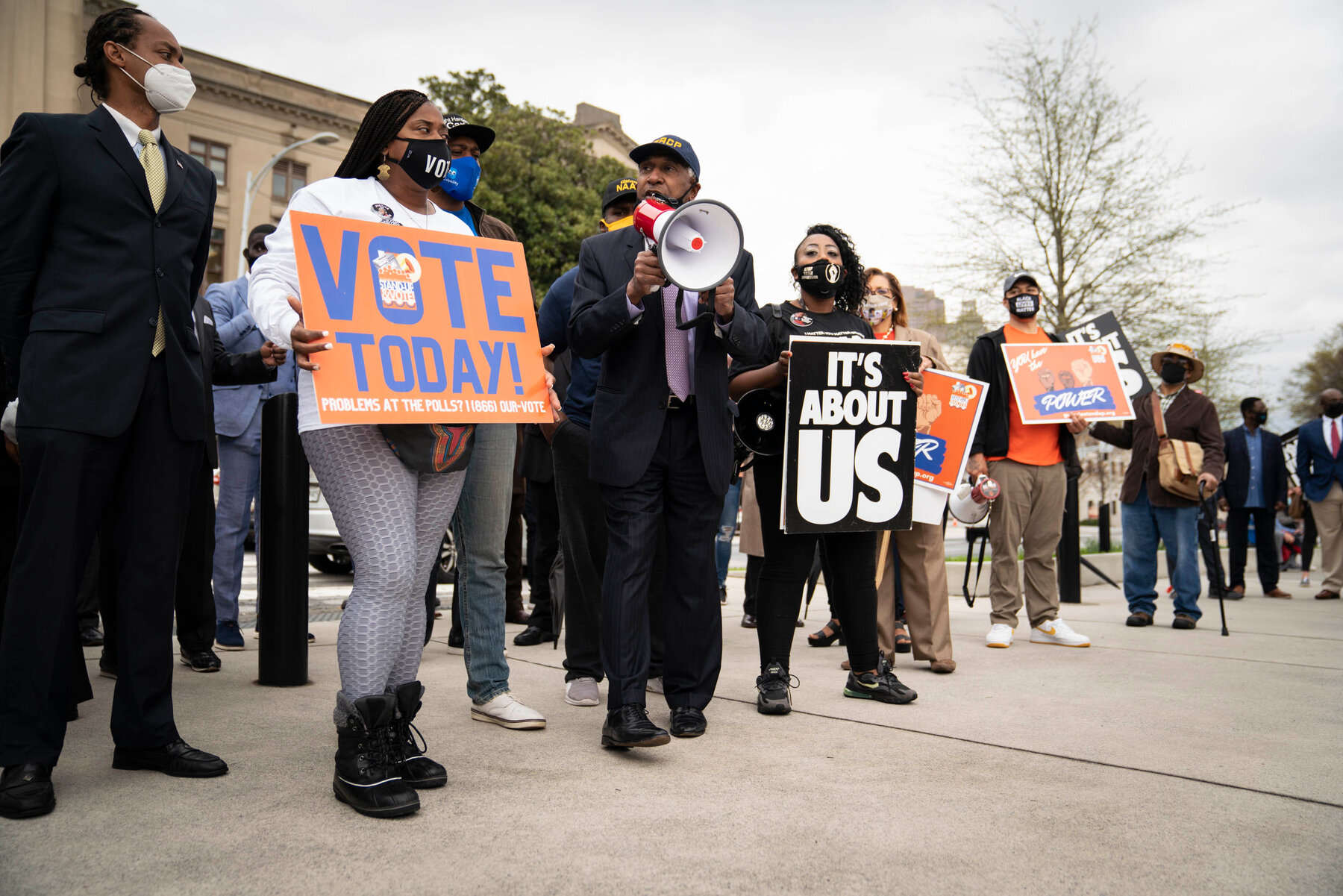 乔治亚州通过更严格的新投票法引争议