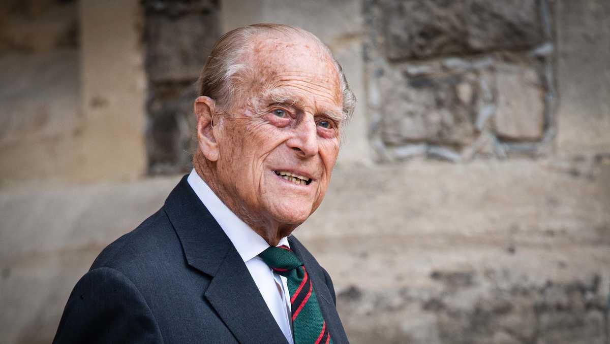 英国女王丈夫菲立普亲王今天逝世