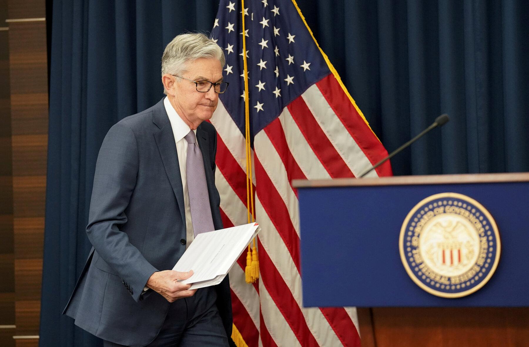 鲍威尔表态:美国经济处于拐点,但还不到放松警惕的时候