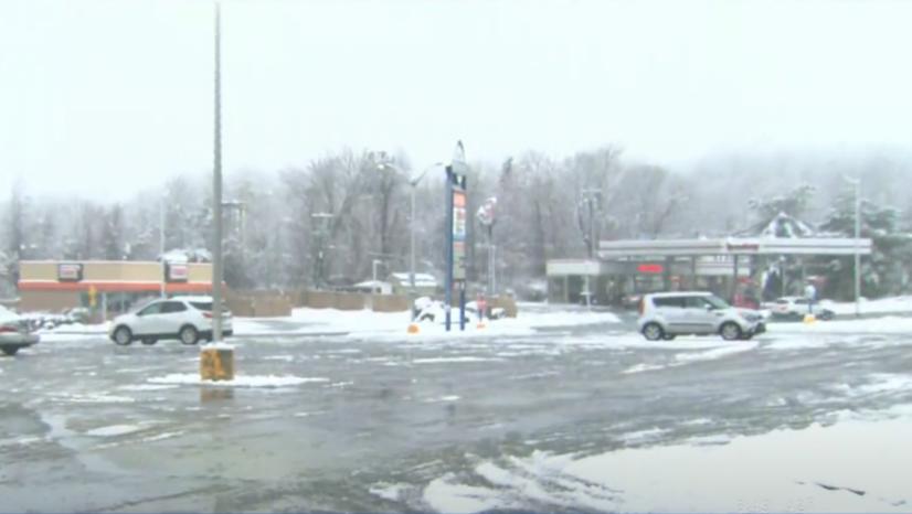 乍暖还寒 东北部分地区将迎春季降雪