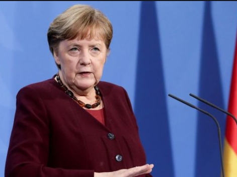 德国总理默克尔将接种阿斯利康新冠疫苗