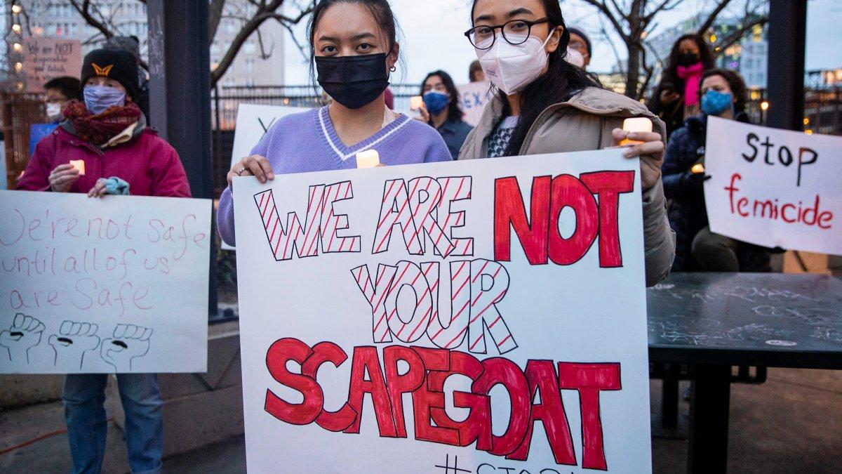 圣地亚哥亚裔社群推行反亚裔仇恨犯罪活动