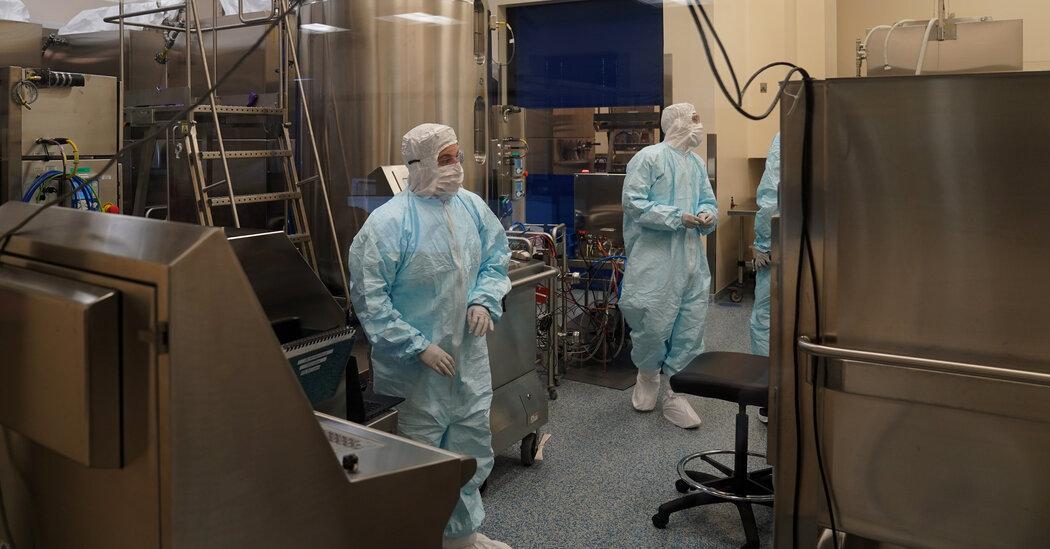 因生产事故FDA叫停强生巴尔的摩疫苗工厂