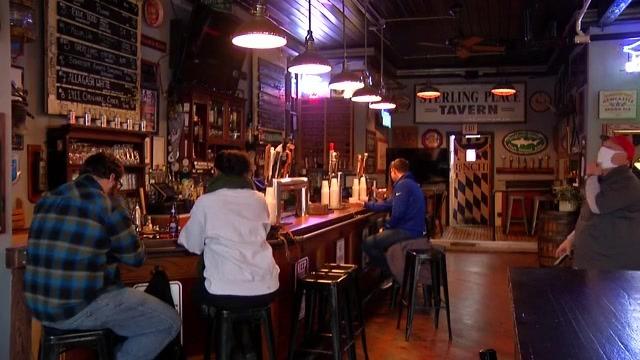纽约州推行一些列重启措施,餐馆与酒吧营业延长至午夜十二点