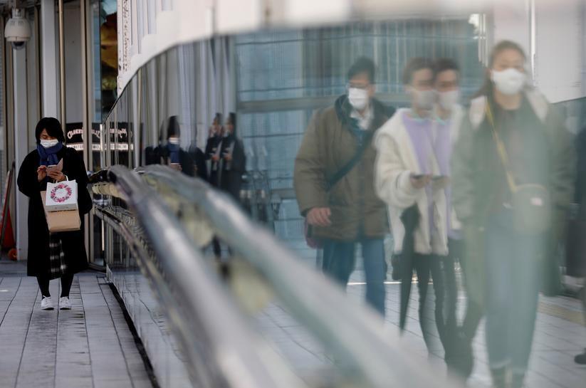 日本政府宣布东京都、大阪府等三度进入疫情紧急事态