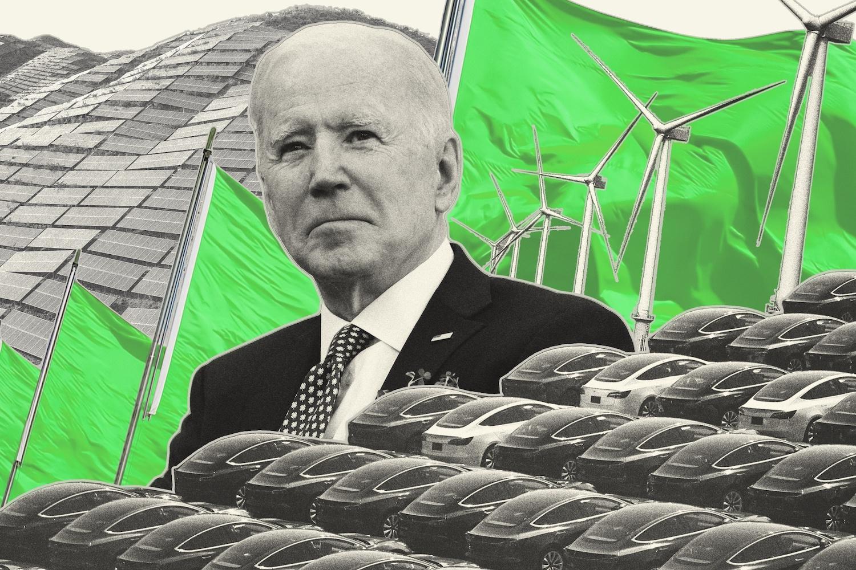领导人气候峰会召开 拜登承诺减排52%