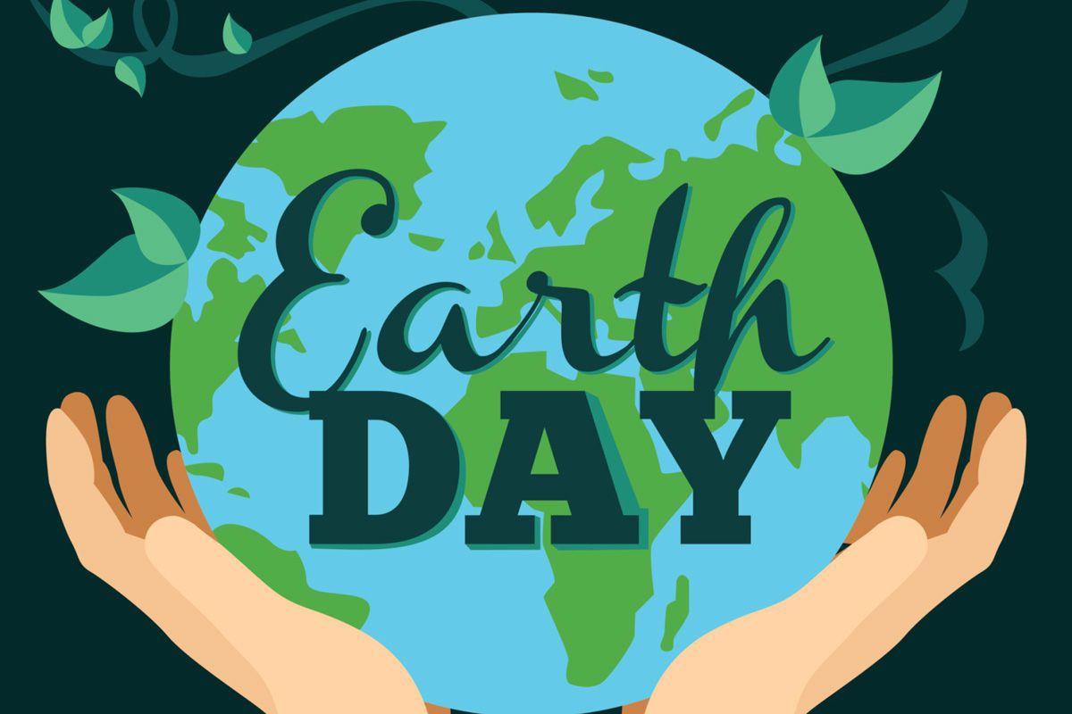 """2021年地球日:""""还原我们的地球"""""""