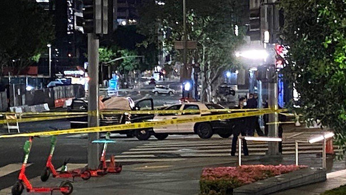 洛杉矶市前四个月枪击案较去年同期增长73%