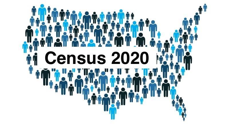 向总统提交的 2020 年人口普查国会席位分配结果