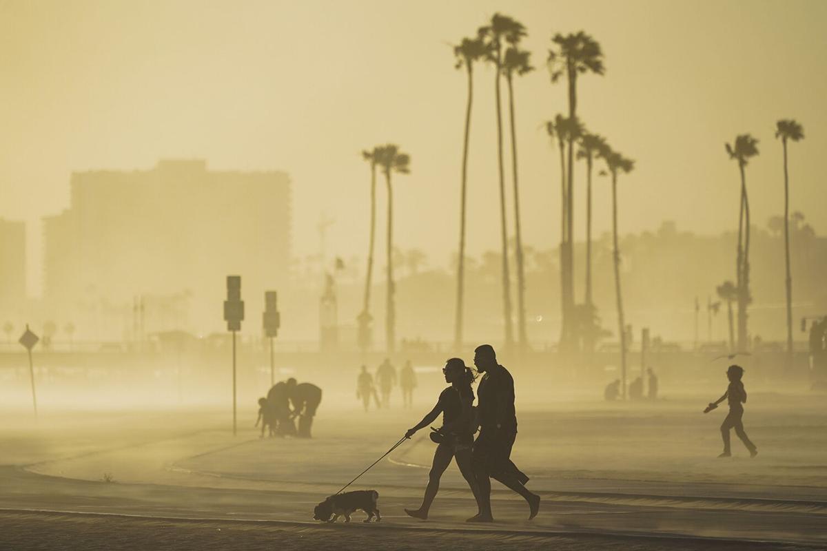 加州2021年1月较去年同期减少18.2万人口