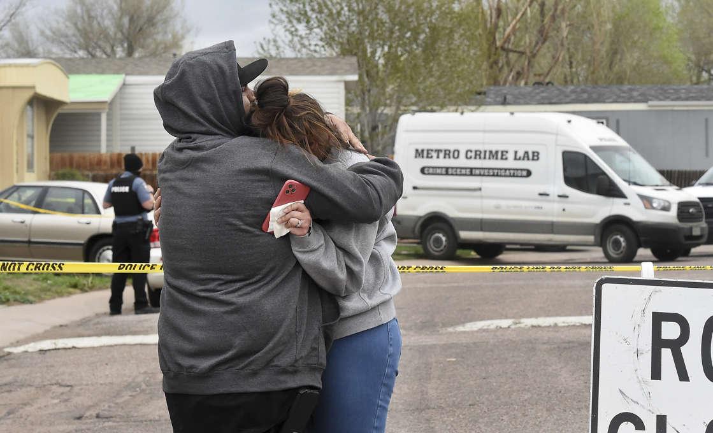 科罗拉多州发生枪击案 包括枪手在内7人死亡
