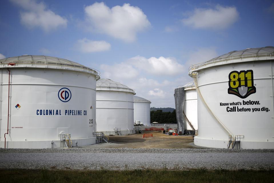 美国最大输油管线遭骇客攻击,联邦政府进入紧急状态