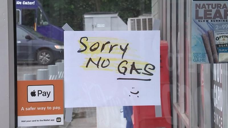 输油管道停摆第6天 多州面临缺油危机