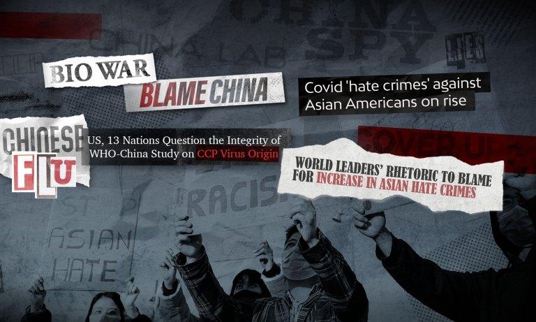 网络仇恨亚裔言论日益高升 –  美国主流品牌无意间提供金援