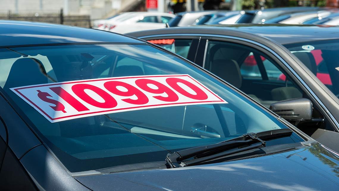 疫情下美国二手车价格飙升