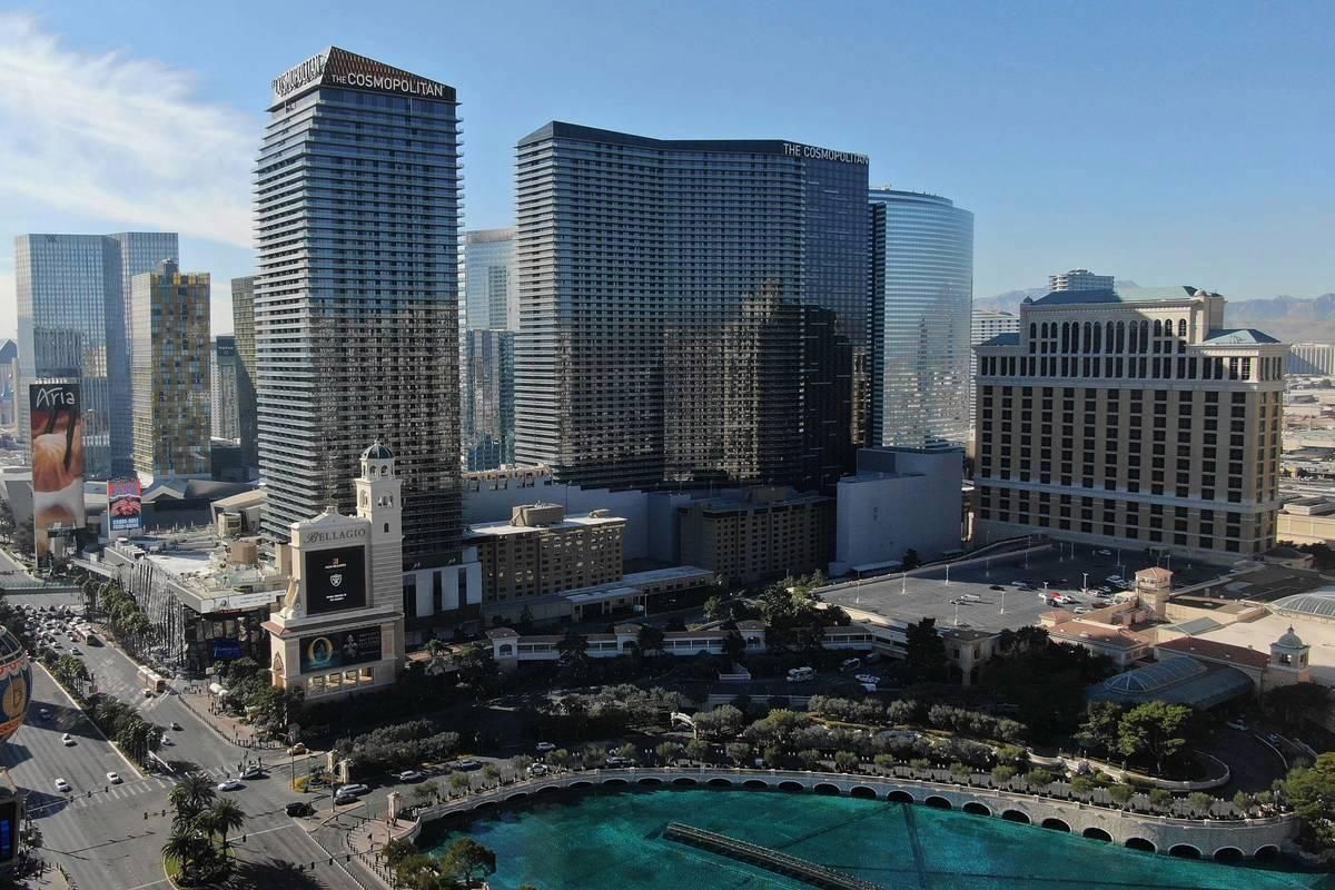 拉斯维加斯大型赌场将允许100%客容量运营