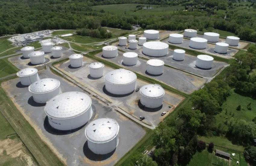 美燃油管道公司再宕机影响成品油