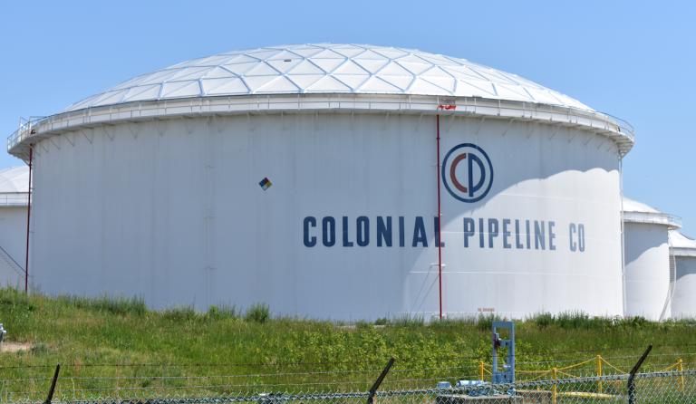 被黑输油管道公司首次承认 支付440万美元赎金