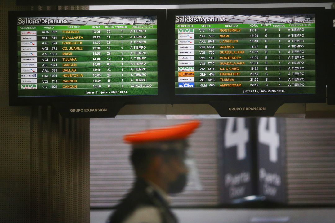 FAA计划下调墨西哥航空安全评级