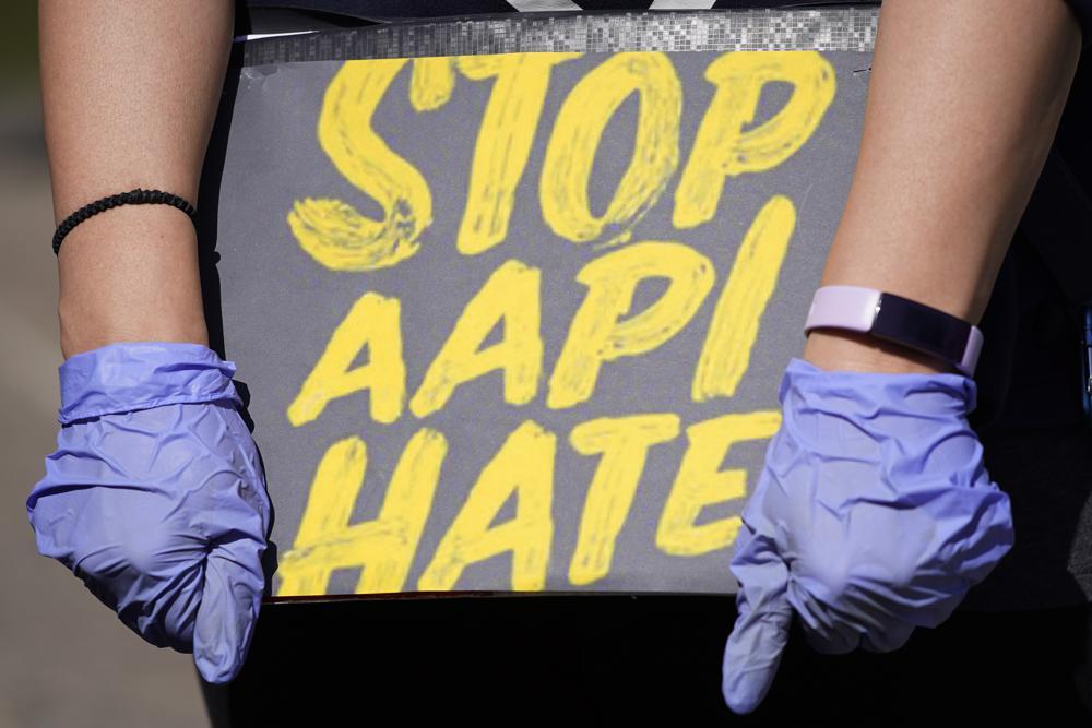 民意调查:更多美国人相信反亚裔仇恨上升