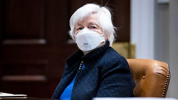 美财长:通胀上升属暂时性 有工具解决