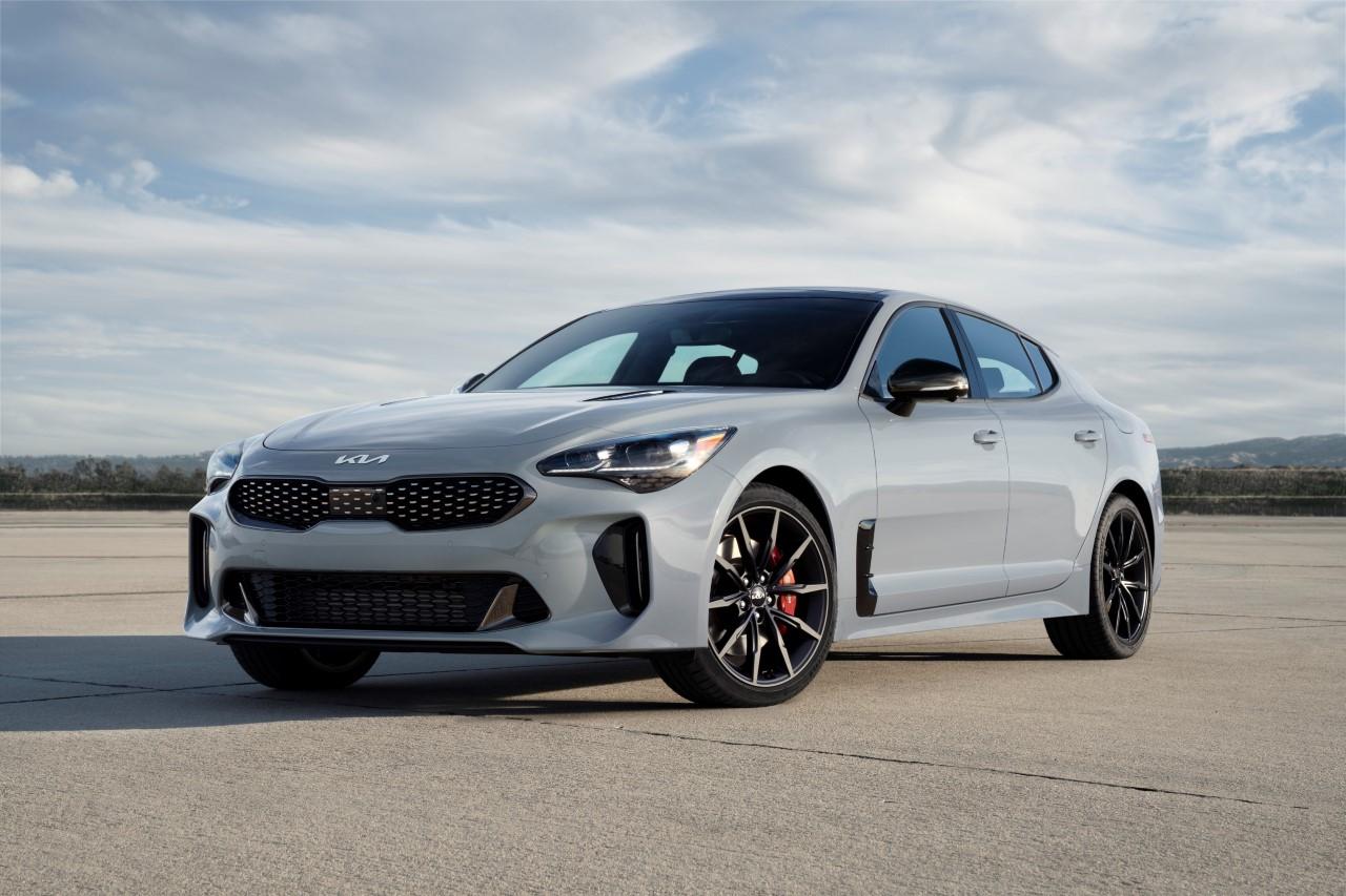 2022 KIA STINGER SCORPION 特别版隆重登场 限量版运动轿车必将热卖