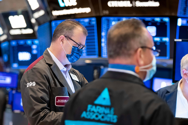 美股集体高开高走,科技股大幅反弹