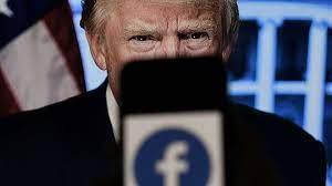 Facebook对特朗普账号的封禁将持续两年 白宫表示特朗普不会因此改变
