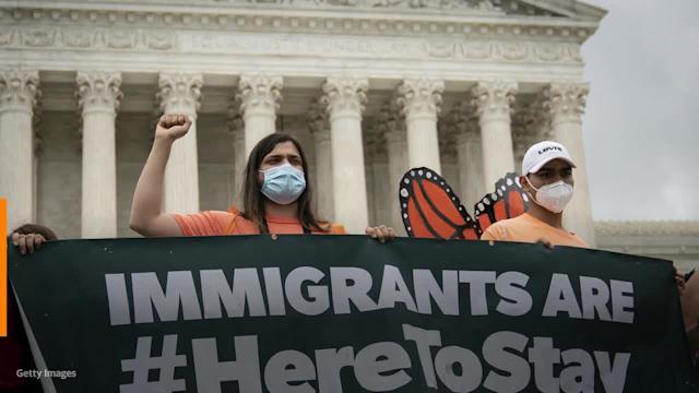 美最高法院:成千上万临时居留的非法入境者不能拿绿卡!