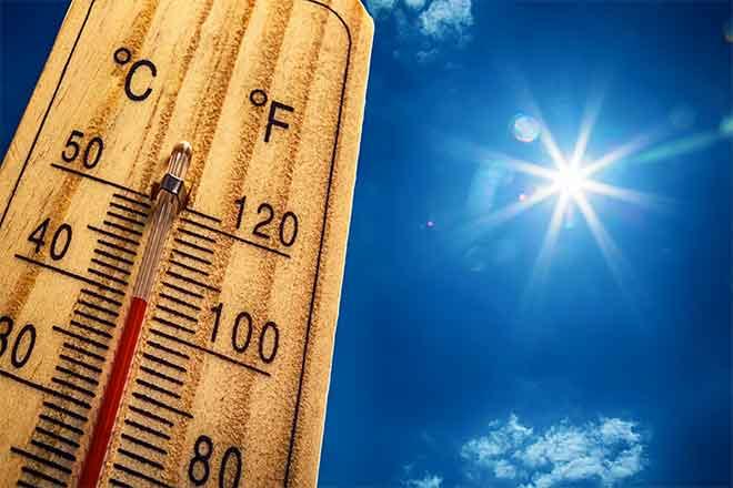 高温天气侵袭美国多地,中西部气温将比历史同期高20℉